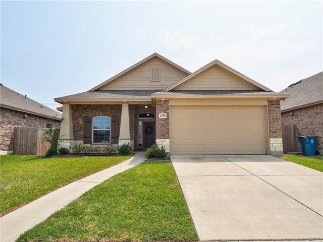 2278 Tallow Drive, Portland, TX 78374 (MLS #381229) :: KM Premier Real Estate