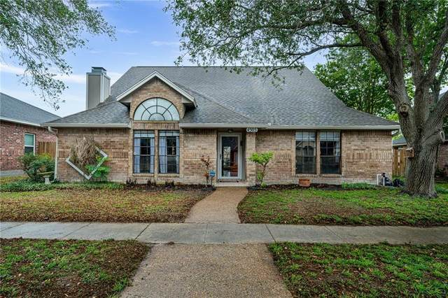 4505 Dandridge Drive, Corpus Christi, TX 78413 (MLS #381233) :: RE/MAX Elite | The KB Team