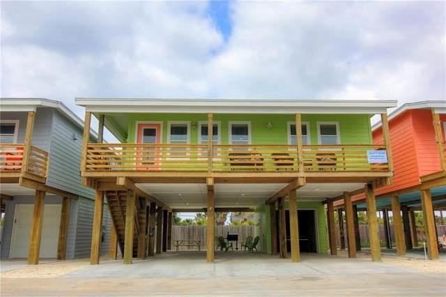 2727 S 11th Street #2, Port Aransas, TX 78373 (MLS #381258) :: KM Premier Real Estate