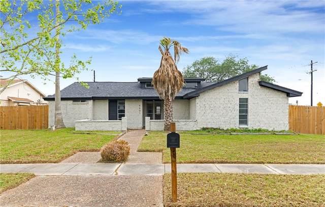 4601 Snead Drive, Corpus Christi, TX 78413 (MLS #381268) :: KM Premier Real Estate
