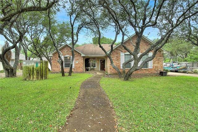 106 Marion Drive, Rockport, TX 78382 (MLS #381275) :: RE/MAX Elite | The KB Team