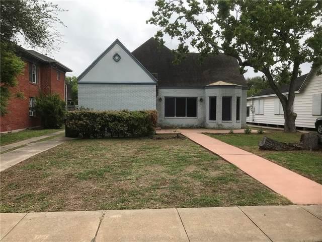 331 Cole Street, Corpus Christi, TX 78404 (MLS #381300) :: KM Premier Real Estate