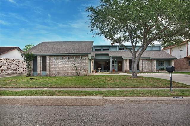 4958 High Meadow Drive, Corpus Christi, TX 78413 (MLS #381325) :: RE/MAX Elite | The KB Team