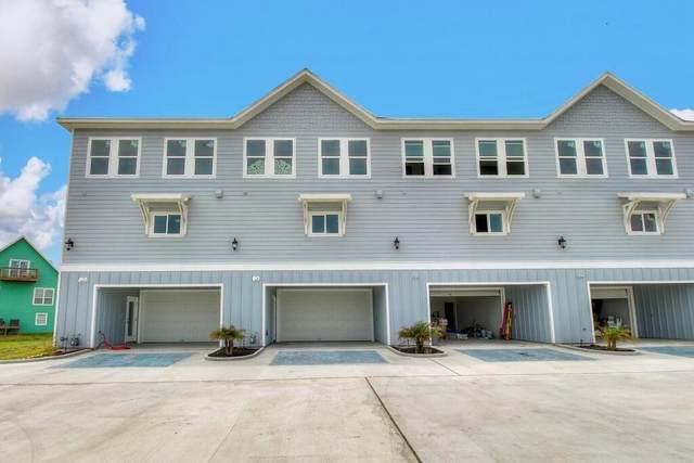 3201 11th Street #6, Port Aransas, TX 78373 (MLS #381345) :: KM Premier Real Estate