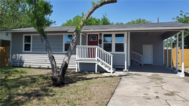 1129 Hazel Drive, Corpus Christi, TX 78412 (MLS #381356) :: RE/MAX Elite | The KB Team