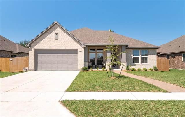412 Gulfton Drive, Portland, TX 78374 (MLS #381366) :: KM Premier Real Estate