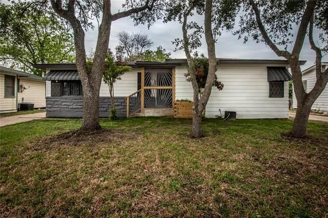 733 Lansdown Drive, Corpus Christi, TX 78412 (MLS #381396) :: KM Premier Real Estate