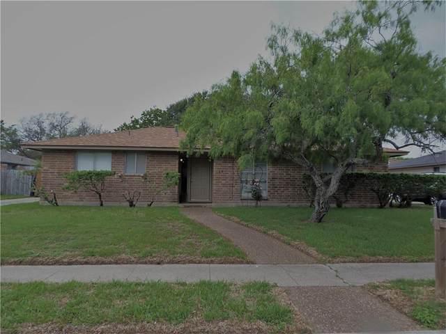 124 Poesta Drive, Portland, TX 78374 (MLS #381401) :: KM Premier Real Estate