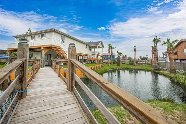 1504 S Station Street, Port Aransas, TX 78373 (MLS #381404) :: South Coast Real Estate, LLC