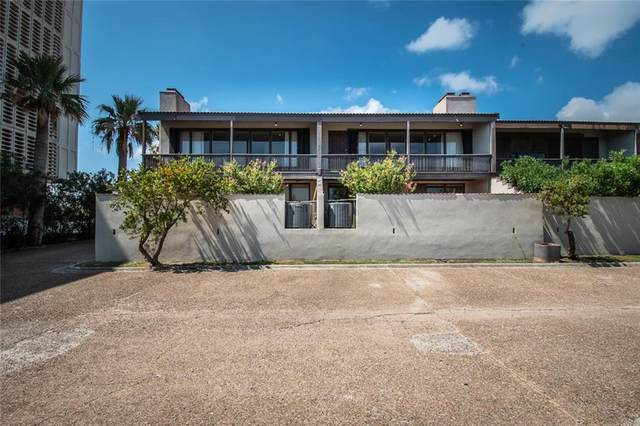4270 Ocean Drive #14, Corpus Christi, TX 78411 (MLS #381409) :: RE/MAX Elite | The KB Team