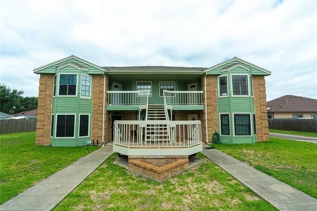 4445 Cedar Pass Drive #144, Corpus Christi, TX 78413 (MLS #381429) :: South Coast Real Estate, LLC