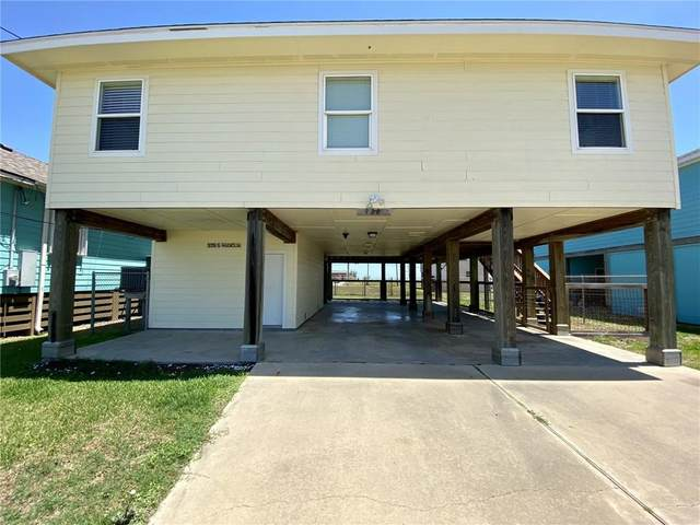 928 S Magnolia Street, Rockport, TX 78382 (MLS #381435) :: KM Premier Real Estate