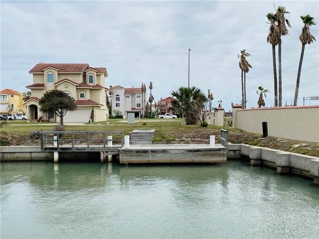 701 Crown Harbor, Corpus Christi, TX 78402 (MLS #381445) :: KM Premier Real Estate