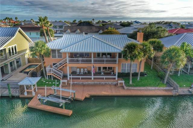 19 Bimini Drive, Rockport, TX 78382 (MLS #381461) :: RE/MAX Elite | The KB Team