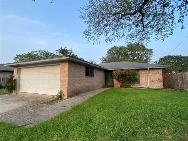 2726 Tumbleweed Drive, Corpus Christi, TX 78410 (MLS #381501) :: RE/MAX Elite | The KB Team