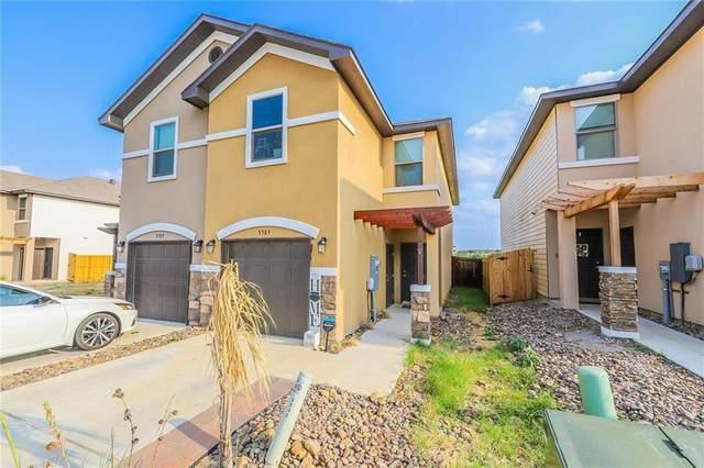 5503 Montevista Drive, Laredo, TX 78041 (MLS #381519) :: South Coast Real Estate, LLC