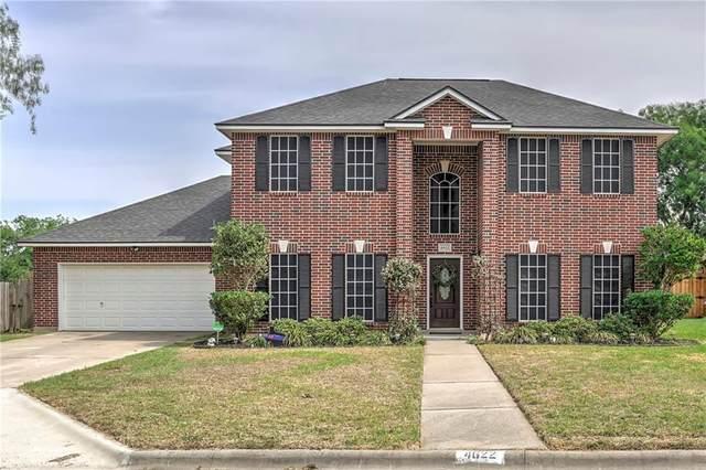 4622 Calaveras Drive, Corpus Christi, TX 78410 (MLS #381524) :: RE/MAX Elite | The KB Team