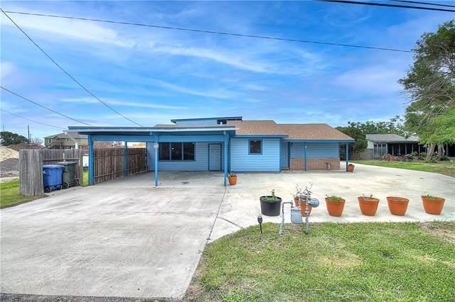 4105 Laguna Shores, Corpus Christi, TX 78418 (MLS #381557) :: RE/MAX Elite Corpus Christi