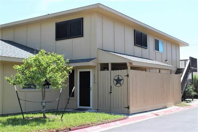2026 Hidden Lake #3, Corpus Christi, TX 78412 (MLS #381590) :: RE/MAX Elite Corpus Christi