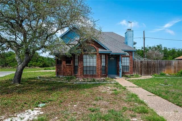112 Spoonbill Avenue, Aransas Pass, TX 78336 (MLS #381601) :: South Coast Real Estate, LLC