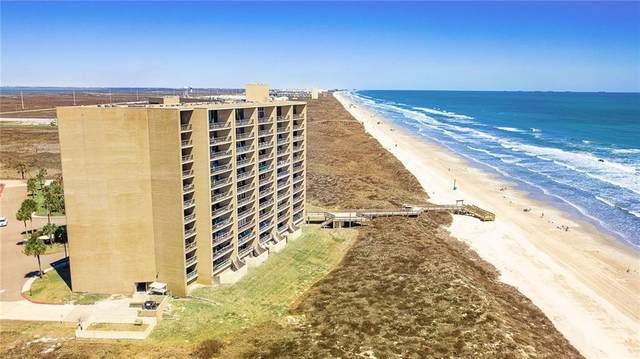 6649 Seacomber Drive #208, Port Aransas, TX 78373 (MLS #381604) :: RE/MAX Elite Corpus Christi