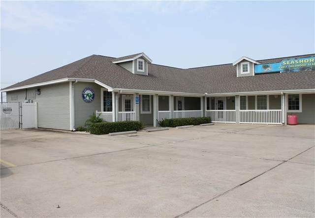 15217 S Padre Island Drive 208/210, Corpus Christi, TX 78418 (MLS #381629) :: RE/MAX Elite Corpus Christi