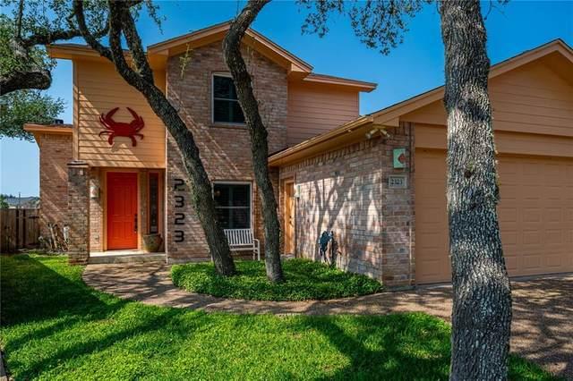 2323 Harbor Drive, Rockport, TX 78382 (MLS #381673) :: RE/MAX Elite | The KB Team