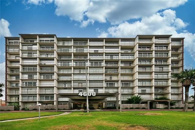 4600 Ocean Drive #308, Corpus Christi, TX 78412 (MLS #381694) :: South Coast Real Estate, LLC