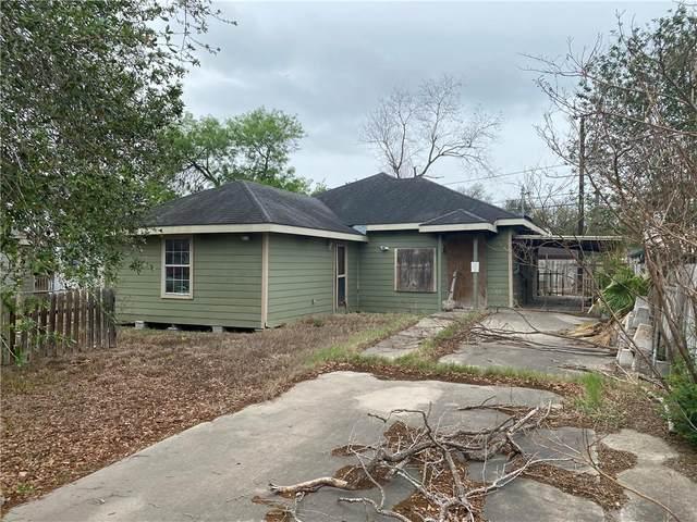 1221 E A Avenue, Kingsville, TX 78363 (MLS #381746) :: South Coast Real Estate, LLC