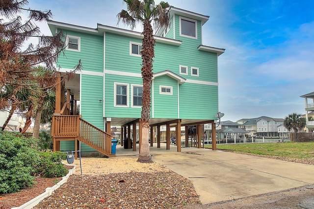 1013 Private Road D D, Port Aransas, TX 78373 (MLS #381820) :: South Coast Real Estate, LLC