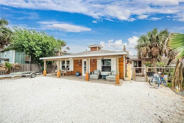 122 11th Street N, Port Aransas, TX 78373 (MLS #381826) :: KM Premier Real Estate