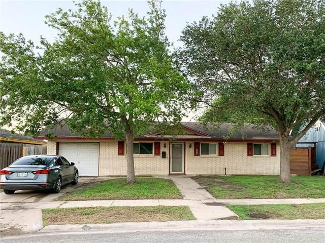 5614 Bonner Drive, Corpus Christi, TX 78412 (MLS #381838) :: RE/MAX Elite Corpus Christi