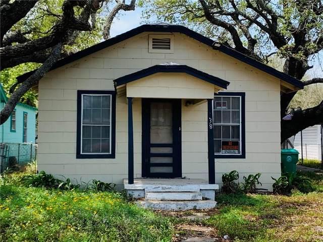 238 S 8th Street, Aransas Pass, TX 78336 (MLS #381844) :: South Coast Real Estate, LLC