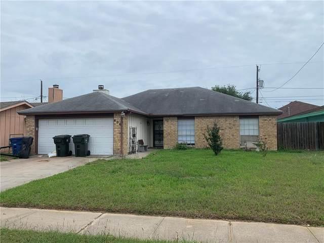 806 Mariana Drive, Corpus Christi, TX 78418 (MLS #381850) :: KM Premier Real Estate