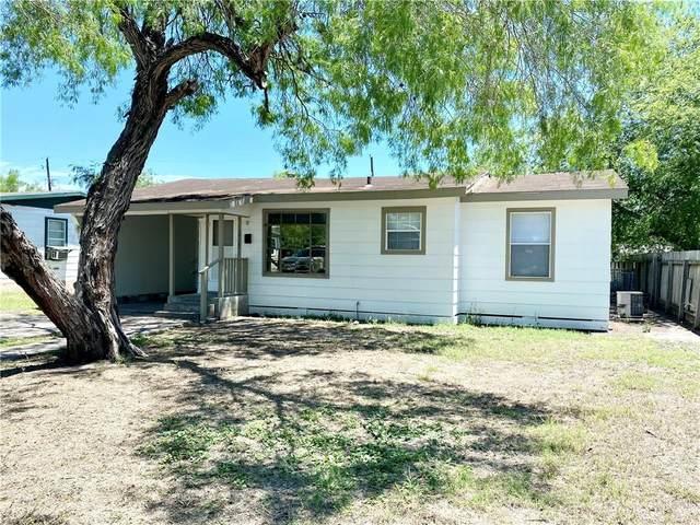 1016 S 16th Street, Kingsville, TX 78363 (MLS #381852) :: South Coast Real Estate, LLC