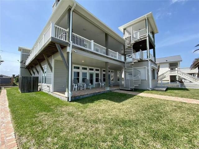 1114 S Water Street, Rockport, TX 78382 (MLS #381884) :: South Coast Real Estate, LLC