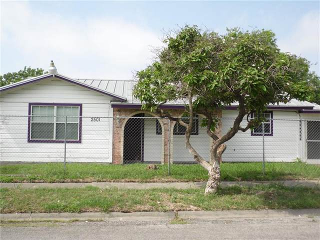 2501 Niagara Street, Corpus Christi, TX 78405 (MLS #381887) :: South Coast Real Estate, LLC