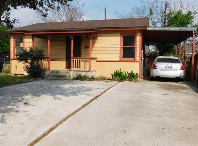 3246 Elgin Street, Corpus Christi, TX 78405 (MLS #381899) :: South Coast Real Estate, LLC