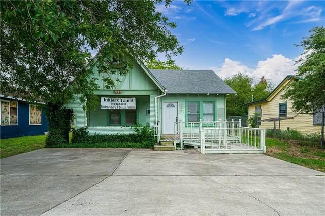 3049 Main Street, Ingleside, TX 78362 (MLS #381903) :: South Coast Real Estate, LLC