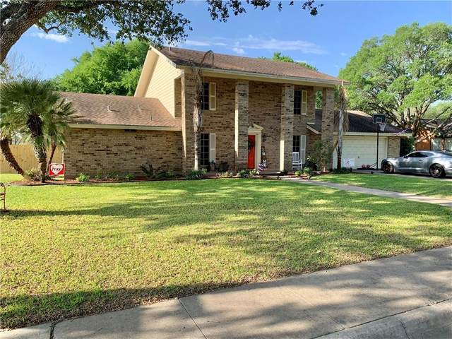 1136 Lillian Street, Alice, TX 78332 (MLS #381915) :: KM Premier Real Estate