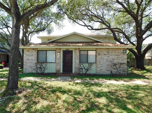 1921 Hidden Way, Corpus Christi, TX 78412 (MLS #381928) :: RE/MAX Elite | The KB Team