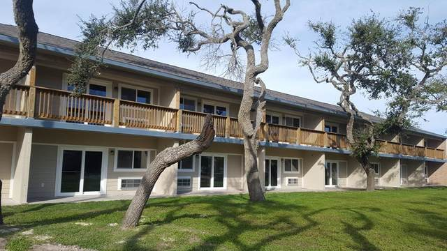 919 N Fulton Beach Rd #207, Fulton, TX 78358 (MLS #381988) :: South Coast Real Estate, LLC