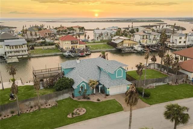 453 Bahia Mar, Port Aransas, TX 78373 (MLS #382014) :: KM Premier Real Estate