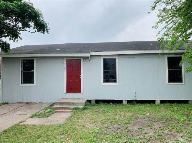 135 W Avenue H, Robstown, TX 78380 (MLS #382041) :: RE/MAX Elite Corpus Christi