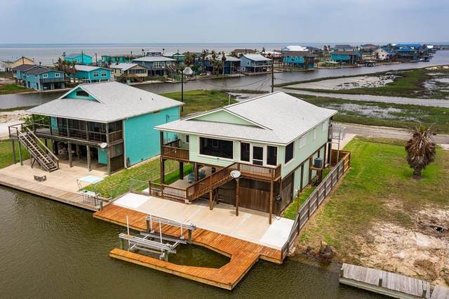 282 Kingfish Drive, Rockport, TX 78382 (MLS #382053) :: South Coast Real Estate, LLC