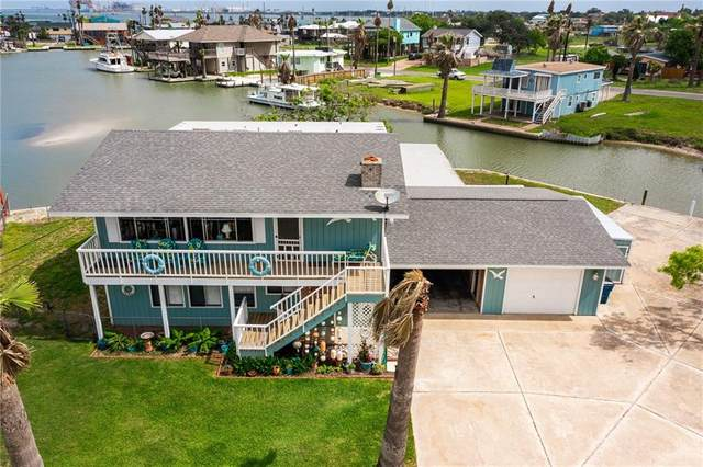 109 Bayshore Circle, Ingleside On The Bay, TX 78362 (MLS #382072) :: KM Premier Real Estate