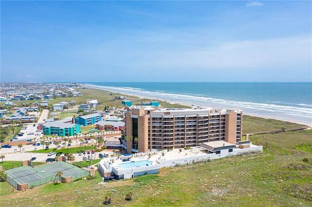 720 Access Road 1-A #804, Port Aransas, TX 78373 (MLS #382083) :: RE/MAX Elite Corpus Christi