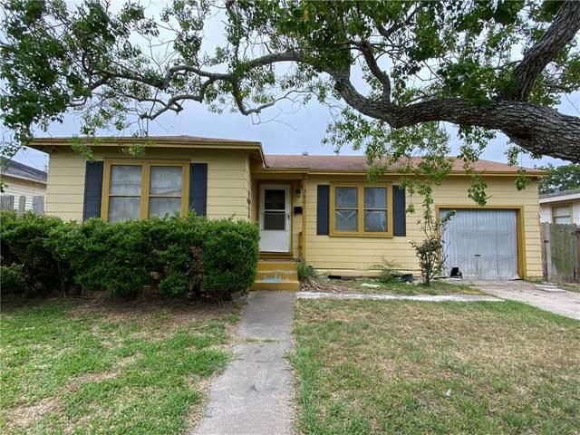 3801 Chestnut Street, Corpus Christi, TX 78411 (MLS #382088) :: KM Premier Real Estate