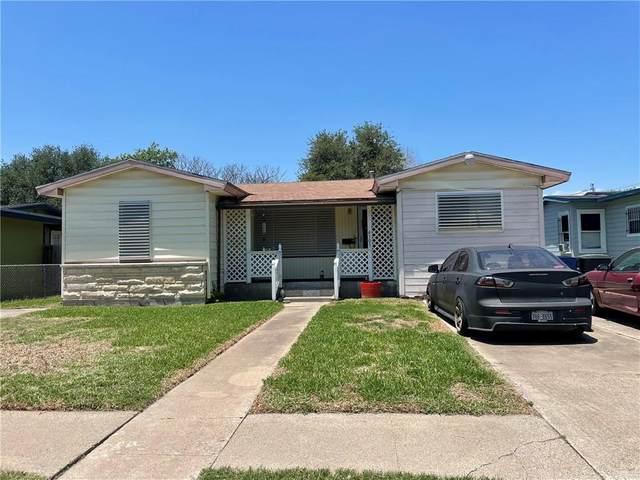 4305 Aspen Street, Corpus Christi, TX 78411 (MLS #382100) :: KM Premier Real Estate
