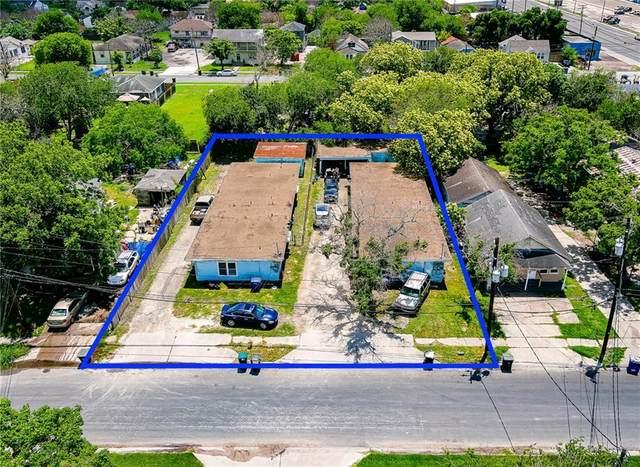 121 Tarlton Street, Corpus Christi, TX 78415 (MLS #382121) :: KM Premier Real Estate